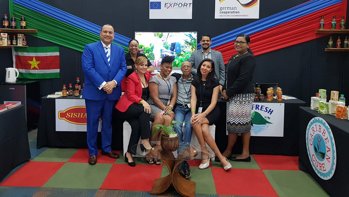Caribbean Export Continues to Support Trade
