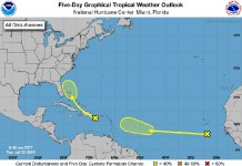 Tropical Weather Outlook 800 AM Jul 30 2019