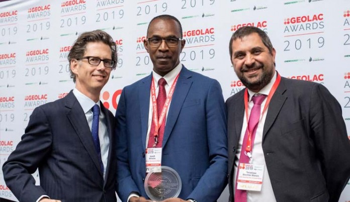 Industry Award for Geothermal Energy