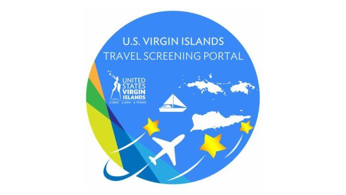 USVI online portal to prescreen all travelers